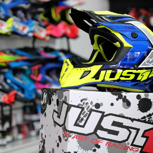 Just 1 Helmets at Findlaters Yamaha