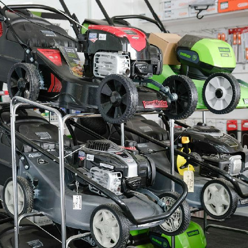 Lawnmowers including LawnMaster at Findlaters Yamaha